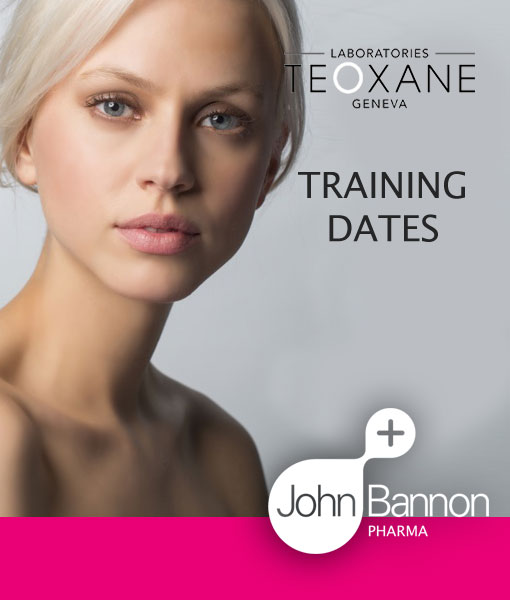 Teoxane Training Events at John Bannon Medical